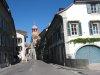 Grand Rue, vue en arrivant de Genève (en bas de la rue des Murs)