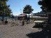 Terrasse de café, sur le Port