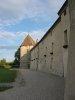 Façade nord du château