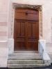 Porte arrière du Temple de Saint Gervais