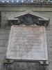 Plaque commémorative aux Héros tombés pour la défense de la ville lors de l'Escalade de 1602. Rue de la Corraterie