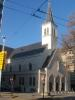 Eglise paroissiale de la place des Eaux-Vives