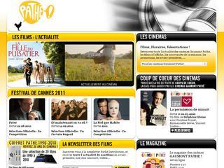 thumb Gaumont Archamps Pathé