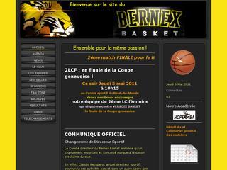 thumb Bernex basket