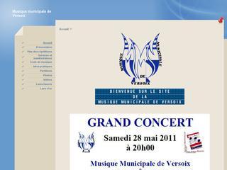 thumb Musique Municipale de Versoix