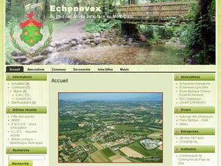 thumb Site officiel de la Mairie d'Echenevex