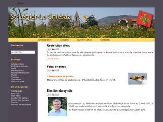 thumb Site officiel de Saint-Légier-La Chiésaz