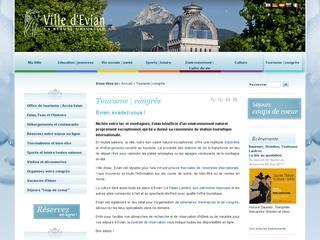 thumb  Office de Tourisme d'Evian