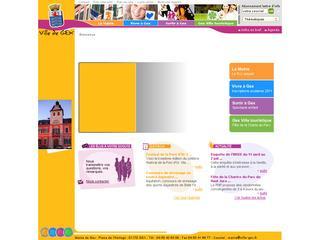 thumb Site officiel de la Ville de Gex