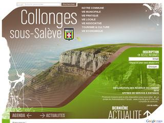 thumb Site officiel de Collonges-sous-Salève