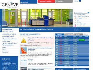 thumb Aéroport International de Genève-Cointrin