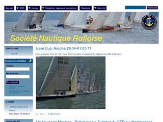thumb Société Nautique Rolloise (SNR Rolle)