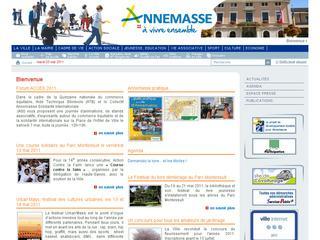 thumb Site officiel de la Mairie d'Annemasse