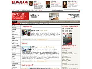 thumb Kaële - Le magazine du Léman