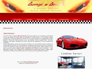 thumb Garage Donati - Garage Ferrari