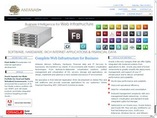 thumb Antanais Web Development