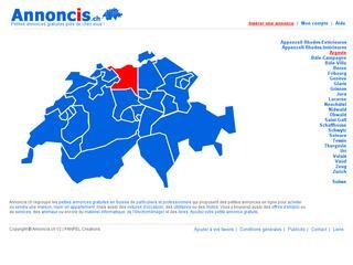 thumb Annoncis.ch - Petites annonces gratuites en Suisse