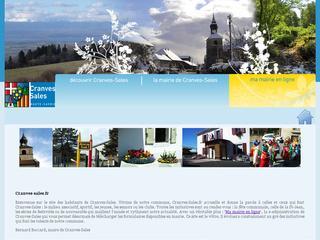 thumb Site officiel de Mairie de Cranves Sales