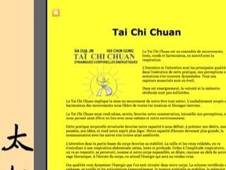 thumb Association Evidence Tai Chi Chuan Haute Savoie