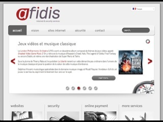 thumb Afidis Sàrl - Internet & Security services
