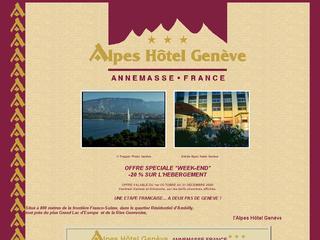 thumb Alpes Hôtel Genève ***