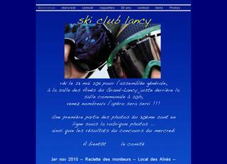 thumb Ski Club de Lancy