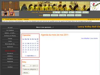 thumb Lancy Volleyball Club