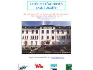 thumb Lycée et Collège Saint Joseph