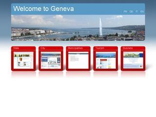 thumb Site Officiel de l'Etat de Genève