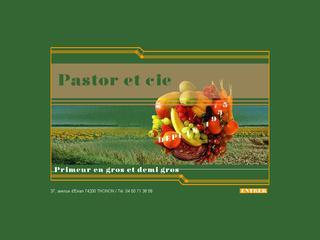 thumb Fruits et légumes Pastor & Cie