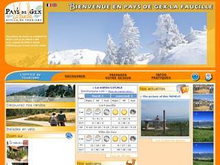 thumb Office de Tourisme du Pays de Gex / La Faucille
